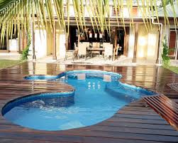 patio with pool simple.  With Wood Patio With Pool Simple On Floor And Nice Wooden Deck Design  Landscaping Gardening Ideas 10 L
