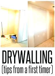 cost to hang sheetrock installation install drywall average for how much is unbelievable tips from newbie laundry room of