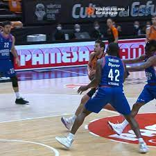 Turkish Airlines EuroLeague - Block Of The Round: Chris Singleton