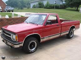 1991 Chevrolet S-10 Tahoe id 19842