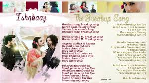 ishqbaaz the breakup song ep 136