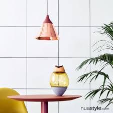copper pendant lighting. Slope Copper Pendant Light By Miniforms Lighting