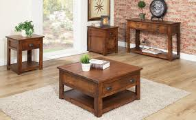 Coffee End Tables Odc Products American Made Quality At Its Finest