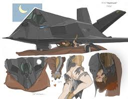 aircraft Titan Atelier