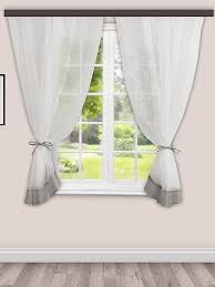<b>Комплект штор</b> для кухни София 270*160 см Witerra 6873806 в ...