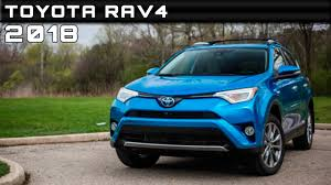 2018 Toyota RAV4 Review Rendered Price Specs Release Date - YouTube
