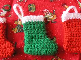 Crochet Decoration Patterns The Striped Deckchair Crochet Pattern For A Mini Christmas