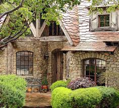 Stone House was built in 1990 and was designed in the cottage style of the  Normandy