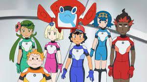 Pokemon Sun & Moon: Ultra Legends Part 1 (54 Episodes, Dub/Sub) is now on  netflix!: anime