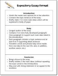 7th Grade Essay Writing Expository Essay Format Freebie In Laura Candlers Writing File With