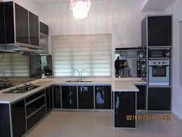 aluminium kitchen cabinet kitchen