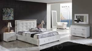 Furniture Luxury White Full Bedroom Furniture Sets