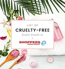 free beauty brands at pers mart
