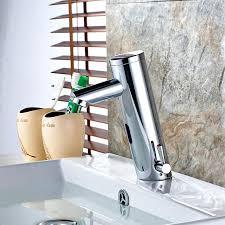 motion sensor faucet. Automatic Bathroom Faucet Faucets Motion Sensor Hand Tap Hot Cold Mixer Of O