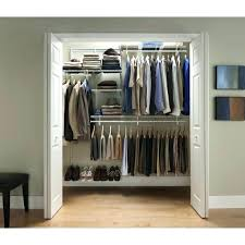 install rubbermaid wire shelving closet