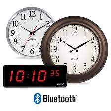 primex bluetooth and poe ogue and digital clock solutions