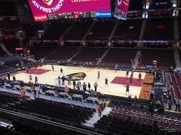 Rocket Mortgage Fieldhouse Club 106 Cleveland Cavaliers