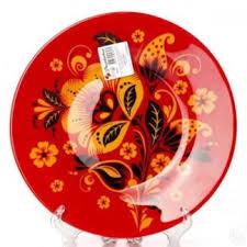 Купить <b>тарелки</b> цвет красные в Екатеринбурге - Я Покупаю