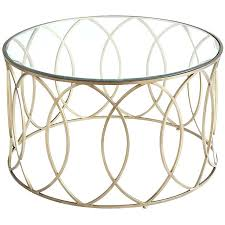 glass and gold coffee table gold glass coffee table bronze iron round coffee table glass gold