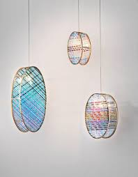 artistic lighting and designs. Large Size Thumbs Woven Glass Gustav Van Treeck Lighting Q Crop Sharpen Artistic And Designs D