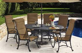 interesting oval outdoor table savannah cast aluminum patio furniture patio furniture