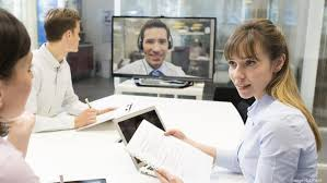 How To Do A Video Interview 5 Tips For Your Video Job Interview The Business Journals