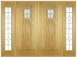 double front door with sidelights. Cottage Double Front Doors With Sidelights Door