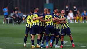 Fenerbahçe 4-1 Kasımpaşa (Hazırlık maçı) - Fenerbahçe Spor Kulübü