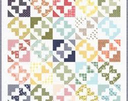 Bug quilt | Etsy & June Bug - Quilt Pattern by Lella Boutique Adamdwight.com