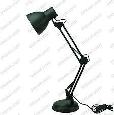 retractable lighting. Work Lamp/ Retractable Desk Steel Black/ 57*11.5cm Lighting I