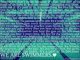 Quotes About Swimming 40 Quotes Unique Swim Quotes