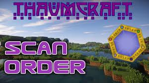 thaumcraft cheat sheet 1 7 10 thaumcraft scanning order thaumcraft 4 scanning guide youtube