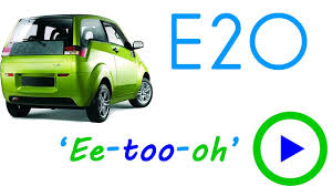 new electric car releasesNew Mahindra E2O Electric Car Launch Intelligent Solar Powered