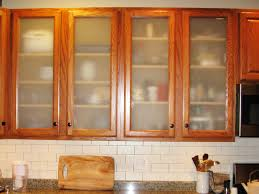 image of classic glass kitchen cabinet doors