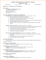 Resume Operations Manager Sample For Warehouse Examples Cover