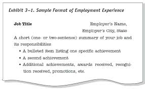 what is a resume title  foodcity.me
