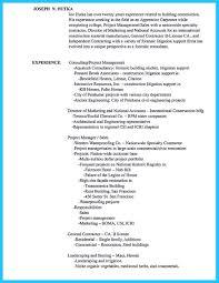 Pretty Sample Carpenter Resume Template Photos Example Resume