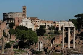 Дома в Древнем Риме Капилолийский холм Рима