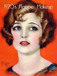 vine make up guides 1920 s