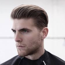 Slicked Back Hair Style slicked back hairstyles for men 35 cool men39s hairstyles men39s 3070 by wearticles.com