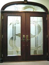 frosted glass front door frosted glass panels for front doors double bathroom entry doors frosted glass
