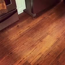 Waterproof Kitchen Flooring Coretec Plus Carolina Pine 5 Lvt Planks Coretec Core