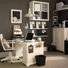home office furniture ideas. Home Office White Furniture Arrangement Cheap Ideas