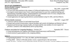 Resume Writing Software Free Download Best of Resume Templates For It Professionals Free Download Or Puter Science
