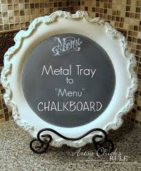 diy chalkboard paint ideas for furniture projects home decor kitchen bedroom signs