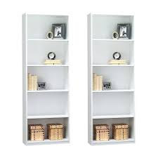 small white bookshelf book speakers shelving unit uk canada
