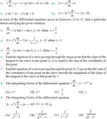 a 4x 6y 5 dy 3y 2x 4 dx 0 b xy dx x3 y3 dy 0 c x3 2y2 dx 2xy dy 0 d y2 dx x2 xy y2 dy 0