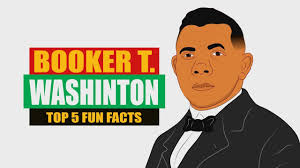 booker t washington is an icon in black history check out our top 5 fun facts for kids