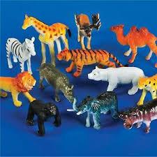 plastic zoo animals toys. Brilliant Plastic Image Is Loading 48PLASTICZOOANIMALSLIONZEBRAELEPHANTTIGER In Plastic Zoo Animals Toys T