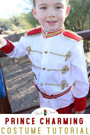 looking for a diy fairytale costume for little boys this homemade prince charming costume tutorial